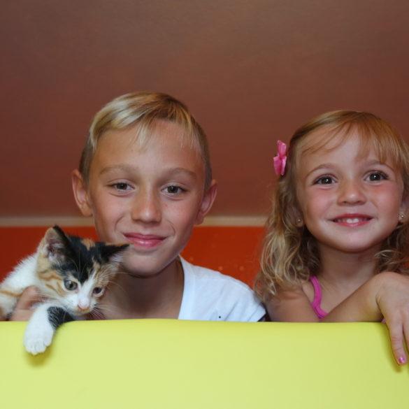 Mya Mattia e Trilly